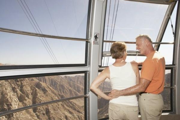 Palm Springs Aerial Tramway Ticket