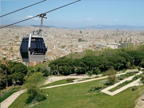 Full-Day Barcelona City and Gaudi Tour w/ Lunch at Hard Rock Cafe