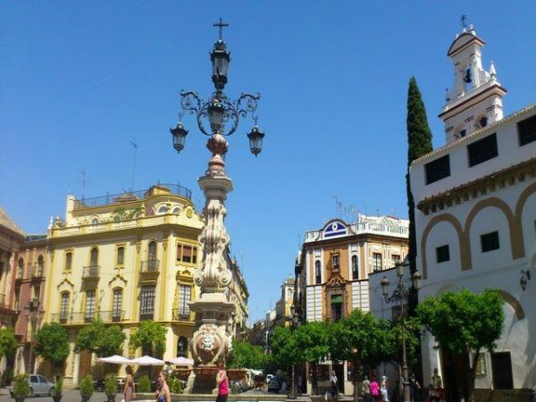 Seville Day Trip from Costa del Sol