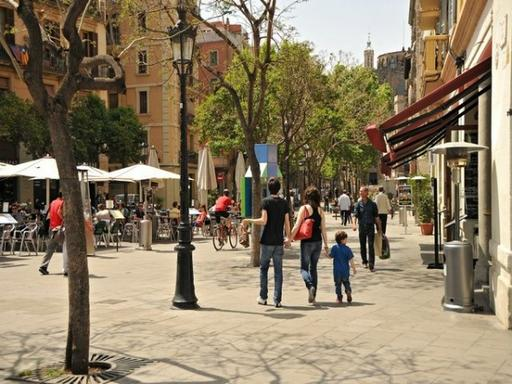Barcelona Hop-On, Hop-Off City Tour