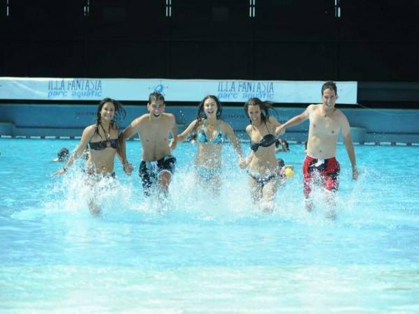 Illa Fantasia Waterpark Day Trip from Barcelona