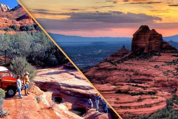 Ultimate Jeep Tour from Sedona
