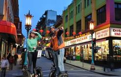best alcatraz night tour:San Francisco Segway Night Tour of Chinatown, North Beach Little Italy, Wharf and Waterfront
