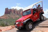 Soldiers Pass Jeep Tour from Sedona