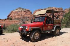 monument valley jeep tours:Old Bear Wallow Jeep Tour from Sedona