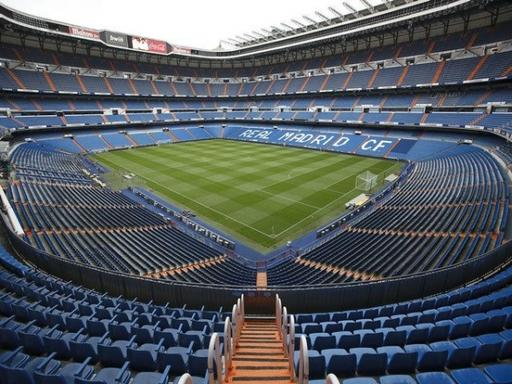 Santiago Bernabeu Stadium Sightseeing Tour