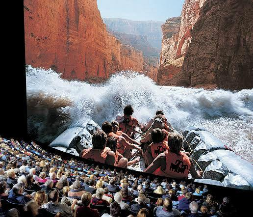 Grand Canyon Deluxe Tour**With Ticket to IMAX Theater and Buffet Lunch**