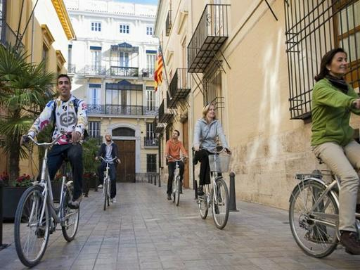 3-Hour Valencia Bike Tour