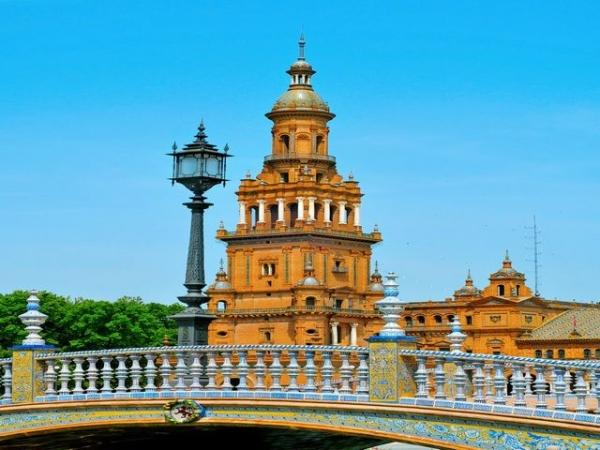 3-Day Cordoba and Seville Holiday Package from Madrid