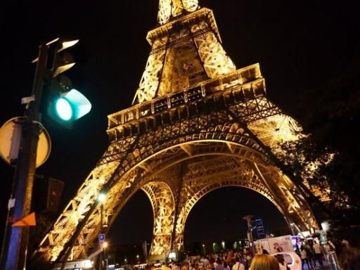 Skip-the-Line: Eiffel Tower Evening Tour