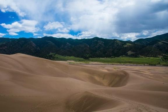 7-Day Great Basin, Great Sand Dunes, Durango, Las Vegas Tour