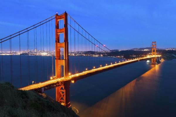 4-Day San Francisco & Los Angeles Bus Tour: 17-Mile Drive and Silicon Valley Apple Park
