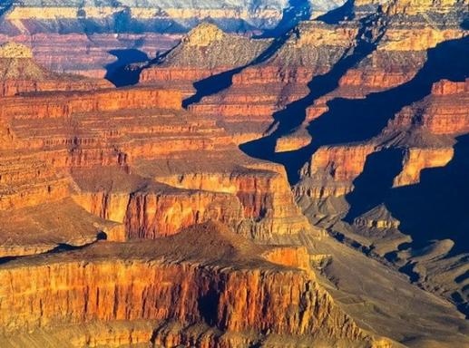 4-Day Grand Canyon South Rim Bus Tour: Las Vegas/Antelope Canyon & Hoover Dam