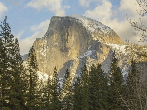 Yosemite National Park In Winter With Extended Stay In San Francisco