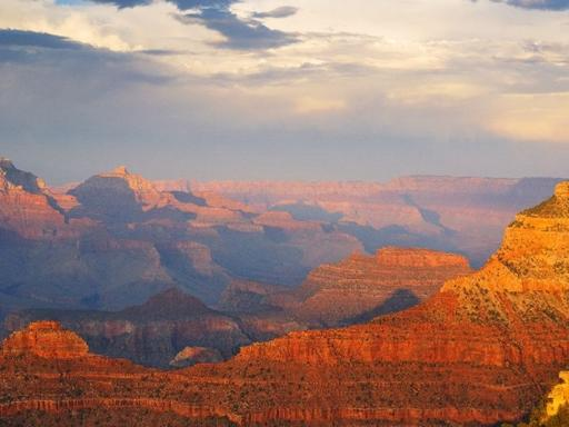 3-Day Grand Canyon South Rim/Antelope Canyon Tour: Las Vegas, Hoover Dam