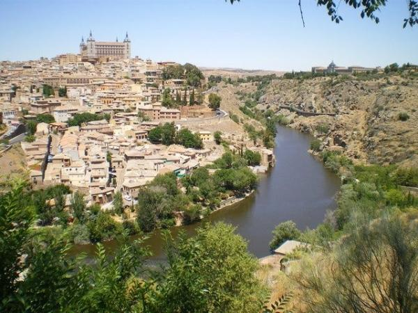 Toledo Half Day Trip from Madrid