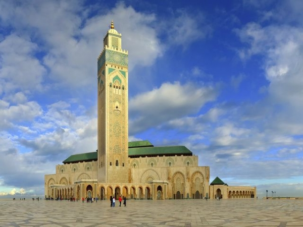 12-Day Andalucia & Morocco Tour - Seville, Costa del Sol, Fez, Marrakesh, Rabat, Tangier, Granada**First Class from Madrid**
