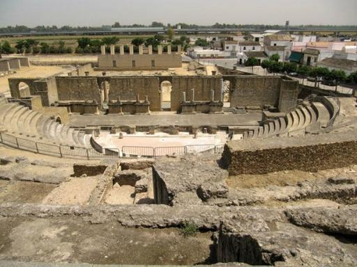 Day Trip to Roman Site of Italica from Seville
