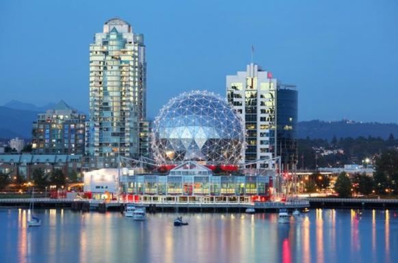 Vancouver City Highlights Tour