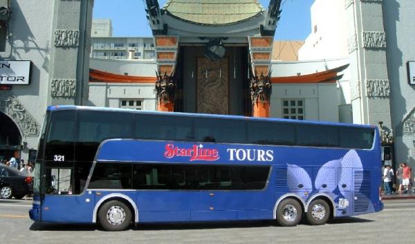 Grand Tour of Los Angeles & Movie Star Homes Tour