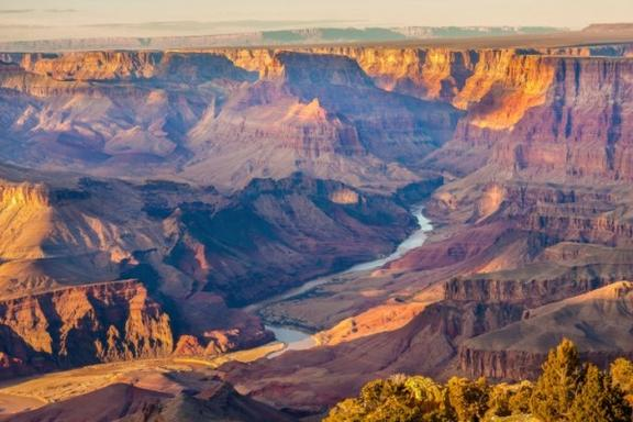 10-Day West Coast Tour From San Francisco: Shoshone Falls, Yellowstone, Antelope & Grand Canyon W/ California Theme Parks