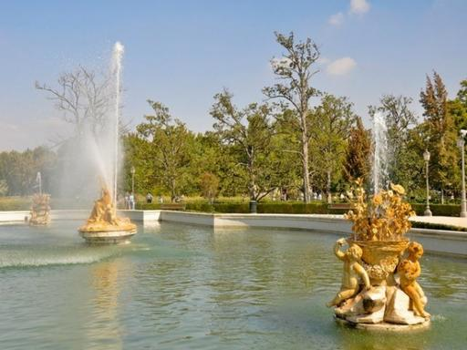 Royal Palace of Aranjuez Half Day Trip from Madrid