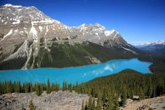 escorted vacation tours:Grand Western Canada Vacation With Alaska Cruise