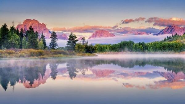 10-Day West Coast Tour From San Francisco: Shoshone Falls, Yellowstone, Grand Canyon East/South & California Theme Parks