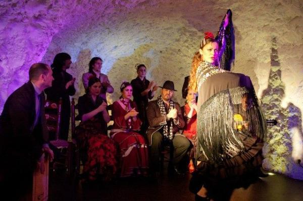 Flamenco Show w/ drink