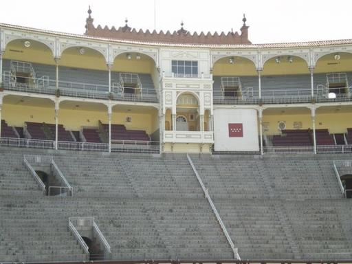 Las Ventas Bullring Admission Ticket