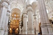 Granada Walking Tour: Granada Cathedral | Royal Chapel | Silk Market