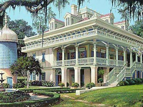 New Orleans Plantation & Swamp Combination Tour