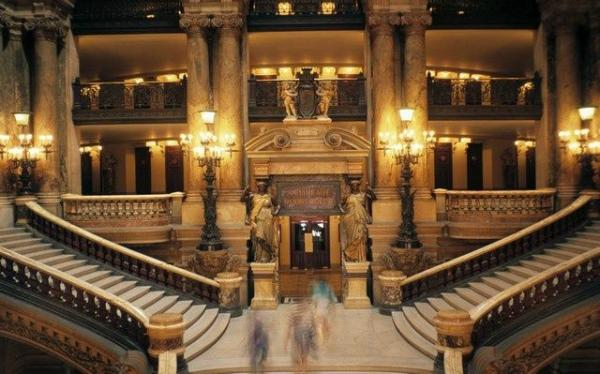 Opera Garnier: Exclusive After Hours Tour