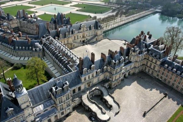 Chateau de Fontainebleau - Admission Ticket