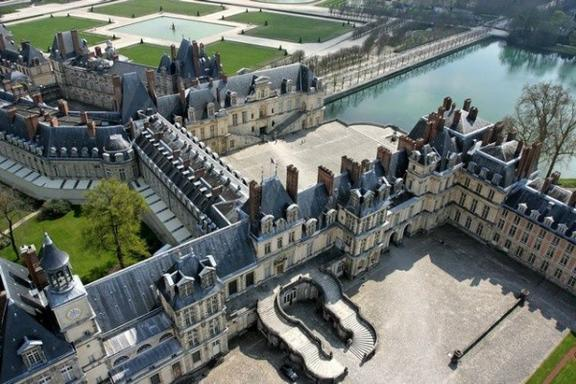 Chateau de Fontainebleau - Admission Ticket