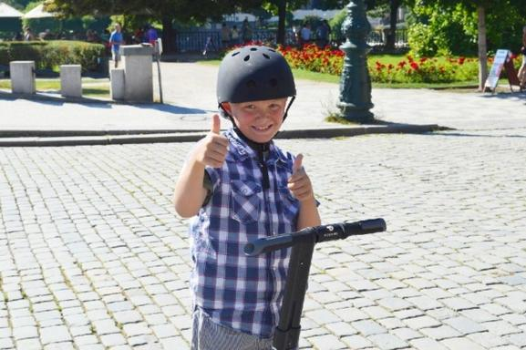 1-Hour Prague Segway Private Tour