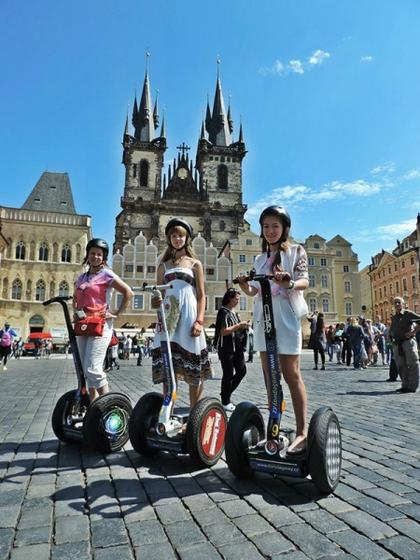 2-Hour Prague Segway Private Tour