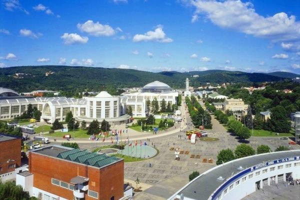 caravan coach tours usa:Grand City Tour of Brno