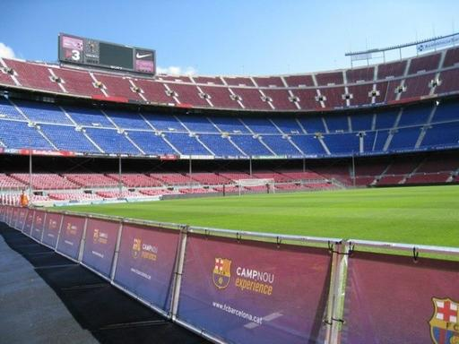 Camp Nou Experience | FC Barcelona Museum Admission Ticket
