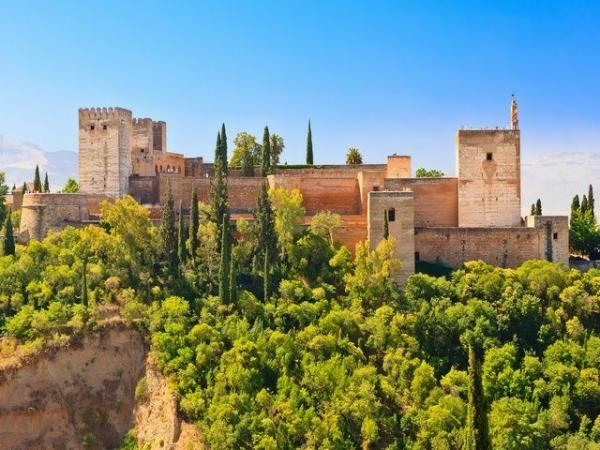 5-Day Andalucia, Madrid, and Toledo Tour Package