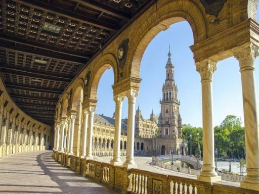 7-Day Andalucia & Madrid with Toledo