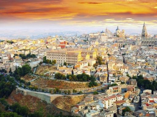 3-Day Andalucia and Madrid Tour from Costa del Sol