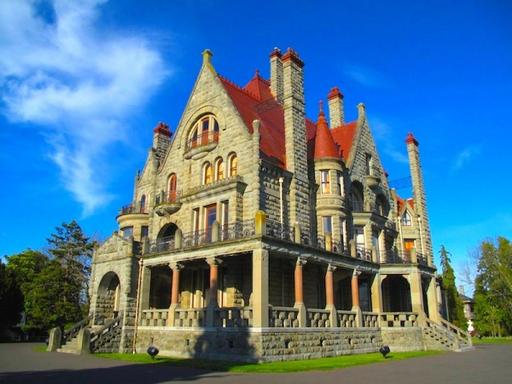 Grand Victoria City with Craigdarroch Castle Tour