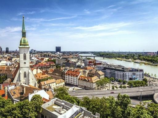 9-Day Central and Eastern Europe Tour: Trier - Prague - Vienna
