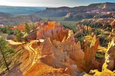 fantasy las vegas show:7-Day Yellowstone, Mt.Rushmore, Arches National Park, Las Vegas Tour