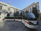 Granada City Tour Train - City Center Route