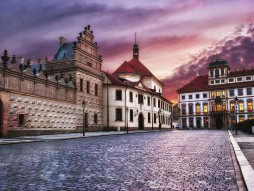 10-Day Western, Central and Eastern Europe Tour