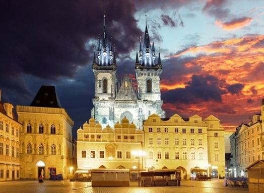 9-Day Central and Eastern Europe Tour