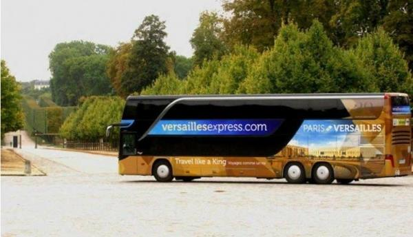 Half-Day Trip to Palace of Versailles