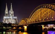 7-Day Western Europe Tour**Frankfurt departure**